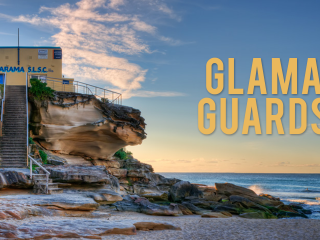 Glama Guards
